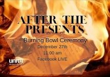 Burning Bowl Ceremony 2020