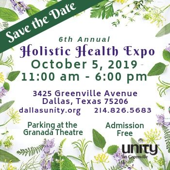 Holistic Health Expo | Unity on Greenville