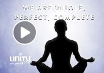 We are Whole and Complete
